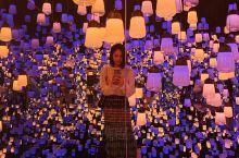 魔都看展 | Teamlab中国最大展览落户上海  这已经是三刷Teamlab了 但是不得不说 无界