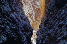 新疆大峡谷非常的精彩。