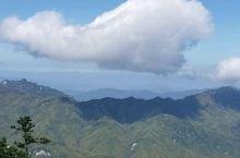白云山云中美景