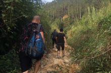 鹤山宅梧附近的大水坑 阿娘潭,期待下回去带着绳子攀岩到山顶