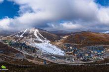 雪道已备好 就等滑雪了 11月9日 王者归来  热雪开板 太舞滑雪小镇约起来