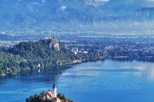 大美斯洛文利亚,阿尔卑斯山下布莱德湖和亚德里亚海边皮兰古城