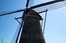 莱茵河之旅——小孩堤防风车群,列入联合国科教文组织世界遗产名录的荷兰最知名景点之一(6)。
