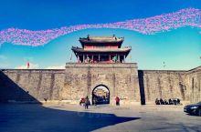 兴城古城,号称和平遥古城,西安古城,荆州古城并称为四大明代古城,但实际上游览下来并没有传说中的那么好