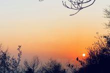 听了莫干山好几年的民宿故事 不如这抹夕阳有意思