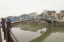 运河边上的红旗桥,岁月静好。