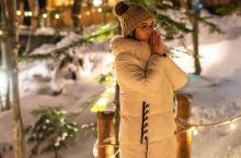 一直梦想着去新富良野王子大酒店的这个精灵露台,在晚上的时候。 其实,去年已经来过一次,可惜并没有预约