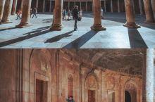 """【西班牙""""故宫"""",阿尔罕布拉宫】我永远不会忘记这个下午,在圣尼古拉斯眺望台,与当地人一起,享受着眼中"""