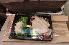 东航仁川-浦东机场减肥餐
