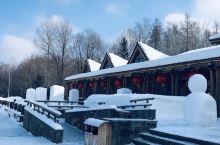 雪中的长白山也是好美呀西坡上山的台阶被雪封住了,只能选择坐雪地摩托,超级爽,就是吹的脸有点冷,山上风