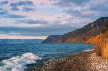 贝加尔湖风景特别的美丽。