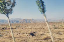 第一次自驾经过贺兰山,过了贺兰山逐渐靠近阿拉善。荒漠化越来越明显。离开阿拉善市区,向沙漠深处进发。一