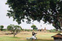 闺蜜蒲甘凹造型拍拍拍必去——Kumudara Hotel Pagoda View  想在蒲甘凹造型,