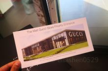 gucci the mall店真的是折扣村里面最火爆的一个品牌了,一大早第二批大巴到达the mal