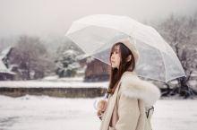 梦幻的村落—初雪的 白川乡   白川乡的合掌造茅草屋檐在雪中并排林立的冬季风景等让人印象非常深刻。抵