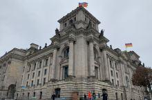 德国国会大厦和勃兰登堡门