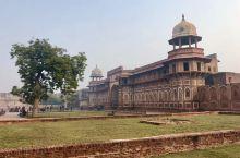 印度的阿格拉的历史古迹