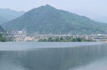 陕西安康石泉县汉江码头
