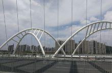 双休到处走走,大青浦的双桥,超级有气势,让人很惊艳