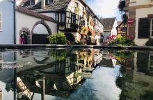 广袤的葡萄园,如画的小村镇,走不完的是丰收之景,喝不醉的是阿尔萨斯白葡萄酒,不像回家的心情。
