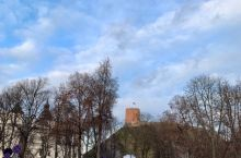 在维尔纽斯古城上随心走走