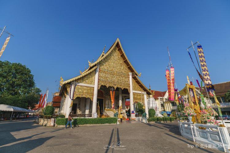 Wat Phra That Chedi Luang3