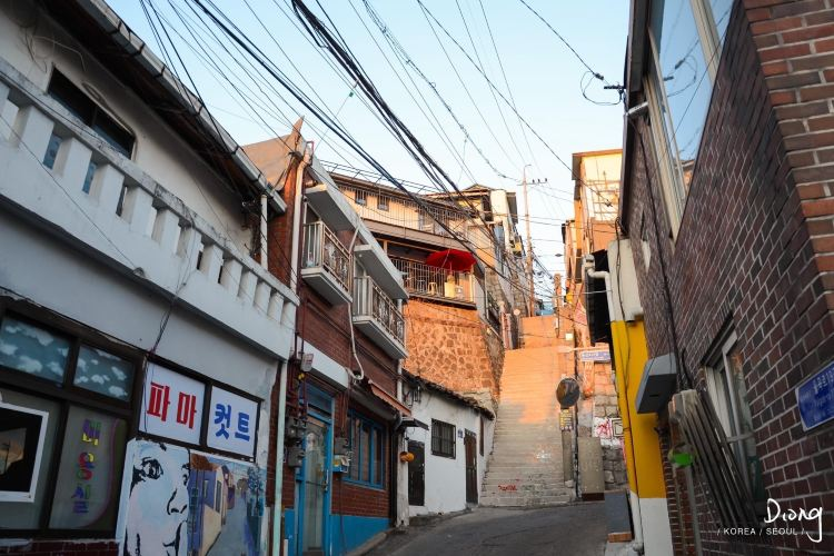 Ihwa Mural Village4