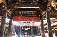 鹿港天后宫 很幸运在这一天遇到台湾各个地方行宫团队来天后宫给妈祖娘娘进香 拜完妈祖娘娘我也在文殊菩萨