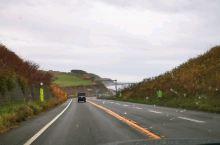 北海道·日本  今天,首先沿着,北海道道东,太平洋海岸线,一直跑!