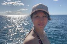 一人一世界in夏威夷比打卡的出海观海豚海龟,浮潜追鱼让年龄见鬼去吧!