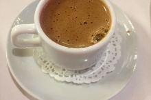 土耳其咖啡 就長这样