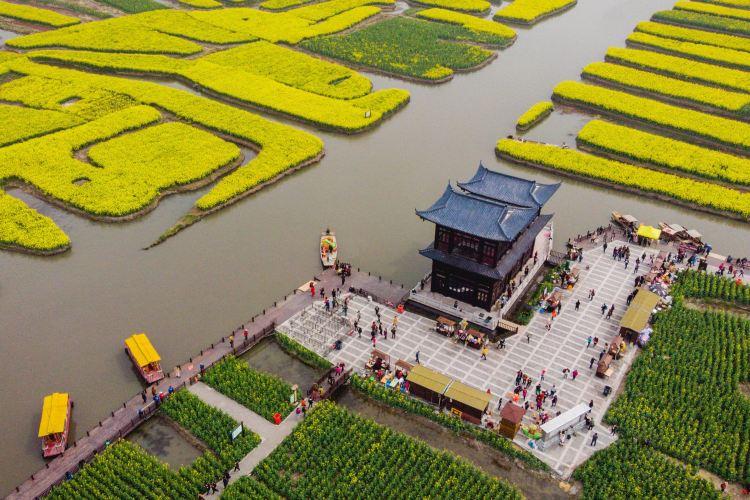 Qianduo (Raised Wetland Fields) Scenic Area4