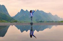 时隔多年再来桂林,避开人多的阳朔,直接住到遇龙河景区!摘一缕微风,濯一弘清波,乘一叶竹筏,唱一曲山歌