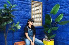 深圳探店   |   IH cafe:藏在别墅里的小摩洛哥  好久之前就在微博上看到了这家彩色网红店
