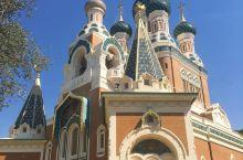 俄罗斯境内最古老的教堂,来感受中世纪的最佳地---法国-尼斯-俄罗斯东正教圣尼古拉大教堂  【俄罗斯
