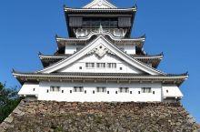 来日本北九州必打卡之地,小仓城  日本的北九州有座小仓城,是个隐藏在北九州繁华背后的古城,同时它也是