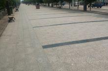 漂亮的街道,就是人少