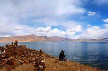2009年10月中旬 从拉萨转辗一路 总算来到西藏的最西端 阿里地区日土县 班公湖 和印控克什米尔交