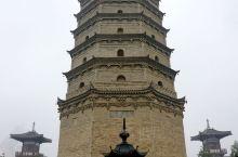 """法门寺,又名""""真身宝塔。据传始建于东汉明帝十一年(公元68年),约有1700多年历史,素有""""关中塔庙"""