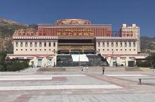 同仁热贡艺术博物馆。