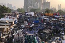 孟买千人洗衣场,壮观!