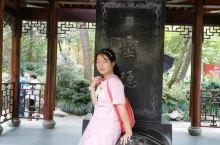 我们一家参观了飞来峰,灵隐寺,韬光寺等景点,看到了一线天和石壁上雕刻的佛像的神奇景象,又在冷泉溪中戏
