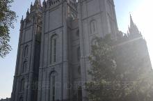 盐湖城摩门圣殿,感受不一样的文化