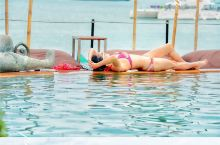 在Anantara Bophut Koh Samui Resort 苏梅岛波普安纳塔拉度假酒店的一天