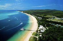 摩顿岛海豚岛天阁露玛度假村酒店 Tangalooma Island Resort  离澳大利亚阳光之