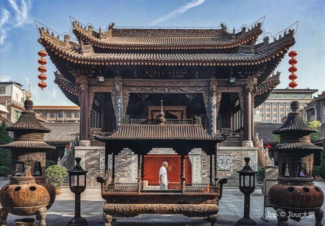 Xi'an Town's God Temple3