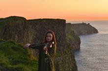 莫赫悬崖是野性大西洋之路的标志性景点 The Cliffs of Mother are  a