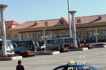 通过马迭尔宾馆大厅里的旅游公司,报名参加了一个两天的五大连池旅游。绿皮火车往返于哈尔滨和北安,花费了