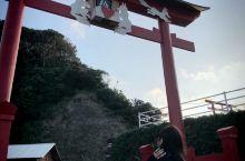 """世界最高的香油钱箱,稻城神社   CNN说""""日本最美的31景""""之一~元乃隅稻城神社 很多人包括我,都"""