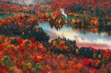 秋季,一年中色彩最浓烈的季节。枫叶的红,银杏的黄,还有清爽的秋风,再也找不到比此刻更适合旅行的季节了